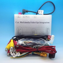 Audi MMI 3G Multimedia Video Interface