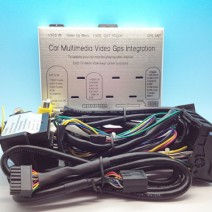 Audi NON-MMI Multimedia Video Interface