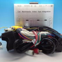 Mercedes Command NTG 2.5 Multimedia Video Interface