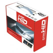 Super HID Slim Bi-Xenon Conversion Kit H4