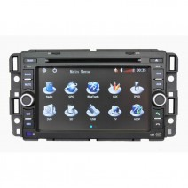 OEM Multimedia Double Din - DVD, GPS, TV for Hummer2