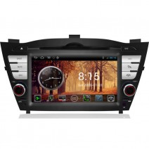 OEM Multimedia Double Din - DVD, GPS, TV for HYUNDAI TUCSON/ ix35