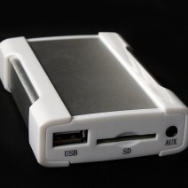 XcarLink iPOD/iPHONE, USB, SD, MP3, AUX NEW All in one Interface for Seat