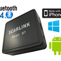 XCarLink Wireless Bluetooth Interface for Handsfree Calls and Music Streaming - Smart