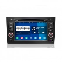 Navigation / Multimedia Head unit with Android for Audi A4/S4/RS4 - DD-M050