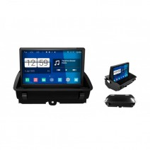 Navigation / Multimedia Head unit with Android for Audi Q3, A1 - DD-M292