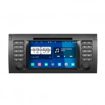 Navigation / Multimedia Head unit with Android for BMW E38, E39, X5 E53  - DD-M395