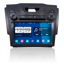 Navigation / Multimedia Head unit with Android for Chevrolet Colorado,S10  - DD-M203