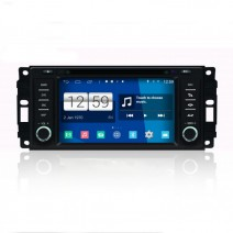 Navigation / Multimedia Head unit with Android for Chrysler Sebring - DD-M202