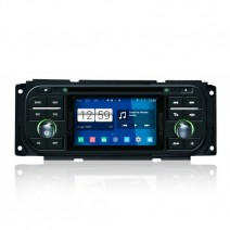 Navigation / Multimedia Head unit with Android for Chrysler Grang Voyager, Jeep Grand Cherokee - DD-M201