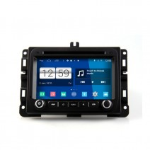 Navigation / Multimedia Head unit with Android for Dodge RAM 1500 - DD-M286