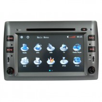 OEM Multimedia Double Din - DVD, GPS, TV for Fiat  Stilo