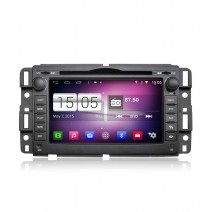 Navigation / Multimedia Head unit with Android for GMC Acadia, Yukon - DD-M021