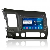 Navigation / Multimedia Head unit with Android for Honda Civic - DD-M044