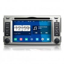 Navigation / Multimedia Head unit with Android for Hyundai Elantra, Santa Fe - DD-M008