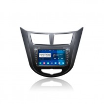 Navigation / Multimedia Head unit with Android for Hyundai Verna - DD-M067