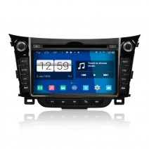 Navigation / Multimedia Head unit with Android for Hyundai I30 - DD-M156