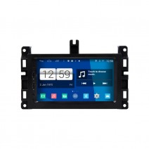 Navigation / Multimedia Head unit with Android for Jeep Grand Cherokee - DD-M349