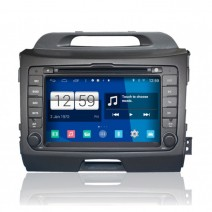 Navigation / Multimedia Head unit with Android for Kia Sportage - DD -M074