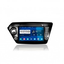 Navigation / Multimedia Head unit with Android for Kia K2 Rio - DD -M106