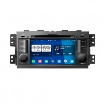 Navigation / Multimedia Head unit with Android for Kia Borrego - DD -M465