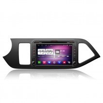 Navigation / Multimedia Head unit with Android for Kia Picanto - DD -M217