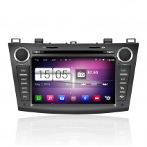 Navigation / Multimedia Head unit with Android for Mazda 3 - DD -M034