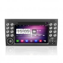Navigation / Multimedia Head unit with Android for Mercedes SLK-class  W171- DD-M096