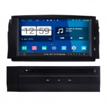 Navigation / Multimedia Head unit with Android for Mercedes C-class - DD-M265