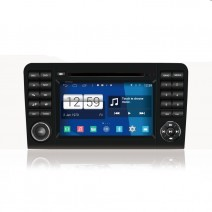 Navigation / Multimedia Head unit with Android for Mercedes ML-class W164, GL-class  X164 - DD-M213