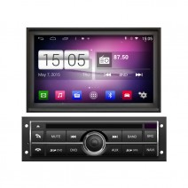Navigation / Multimedia Head unit with Android for Mitsubishi L200 - DD-M094