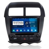 Navigation / Multimedia Head unit with Android for Mitsubishi ASX - DD-M026