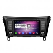Navigation / Multimedia Head unit with Android for Nissan Qashqai - DD-M353