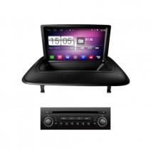 Navigation / Multimedia Head unit with Android for Peugeot 3008  - DD-M323