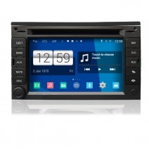 Navigation / Multimedia Head unit with Android for Peugeot 307, 3008 - DD-M017