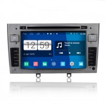Navigation / Multimedia Head unit with Android for Peugeot 308, 408  - DD-M083