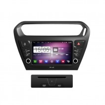 Navigation / Multimedia Head unit with Android for Peugeot 301 Elysee - DD-M294