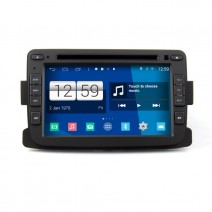 Navigation / Multimedia Head unit with Android for Renault Duster  - DD-M157