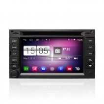 Navigation / Multimedia Head unit with Android for VW Golf, Bora, Polo - DD-M016