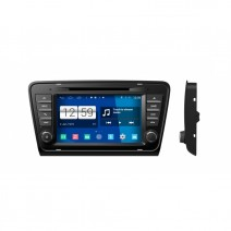 Navigation / Multimedia Head unit with Android for Skoda Octavia - DD-M279