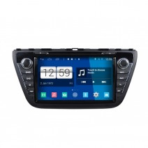 Navigation / Multimedia Head unit with Android for Suzuki SX4 S-Cross - DD-M337