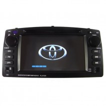 OEM Multimedia Double Din - DVD, GPS, TV for Toyota Corolla E120