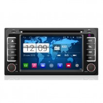 Navigation / Multimedia Head unit with Android for Toyota Corolla, Hilux, RAV4 - DD-M071