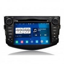 Navigation / Multimedia Head unit with Android for Toyota RAV4 - DD-M018