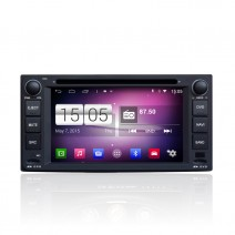 Navigation / Multimedia Head unit with Android for Toyota Corolla, Hilux, RAV4 - DD-M010