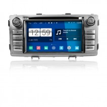 Navigation / Multimedia Head unit with Android for Toyota Hilux - DD-M143