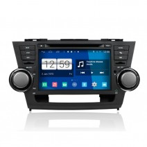 Navigation / Multimedia Head unit with Android for Toyota Highlander - DD-M035