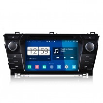 Navigation / Multimedia Head unit with Android for Toyota Corolla - DD-M307