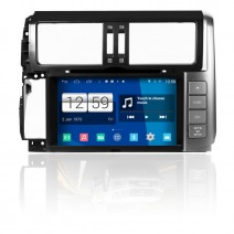 Navigation / Multimedia Head unit with Android for Toyota Land Cruiser Prado 150- DD-M065
