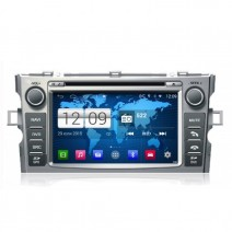 Navigation / Multimedia Head unit with Android for Toyota Verso - DD-M133